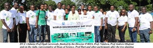 Environmental Expert Advocates Sustainable Development For Prosperity In Niger Delta
