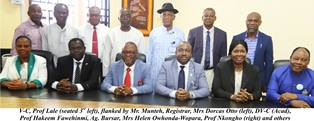 Cameroonian Catholic Varsity Signs Partnership Pact With UniPort  By Mercy Adeniji