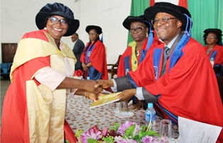 143rd Inaugural Research Should Be Capitalised To Benefit Society ~Obuzor
