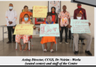 CCGS, Others Commemorate Int'l Day For Elimination Of Violence Against Women