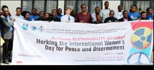 Stakeholders Commend Women's Role In Peace Building At Int'l Women's Day