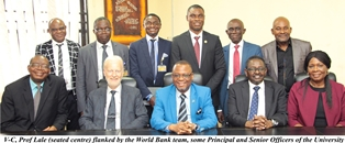 UniPort Defends Proposals For Two More World Bank Centres  By Williams Wodi
